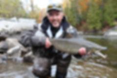 Vermont Landlocked Salmon Fishing