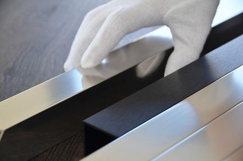 Meuble et décoration design en métal aluminium style industriel contemporain fabriqué en France par l'Alufacture
