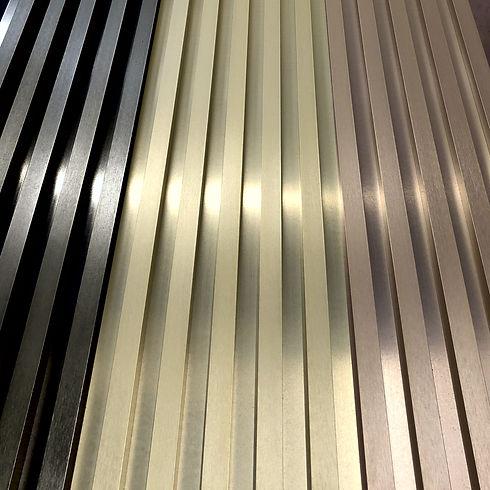 panneau décoratif aluminium