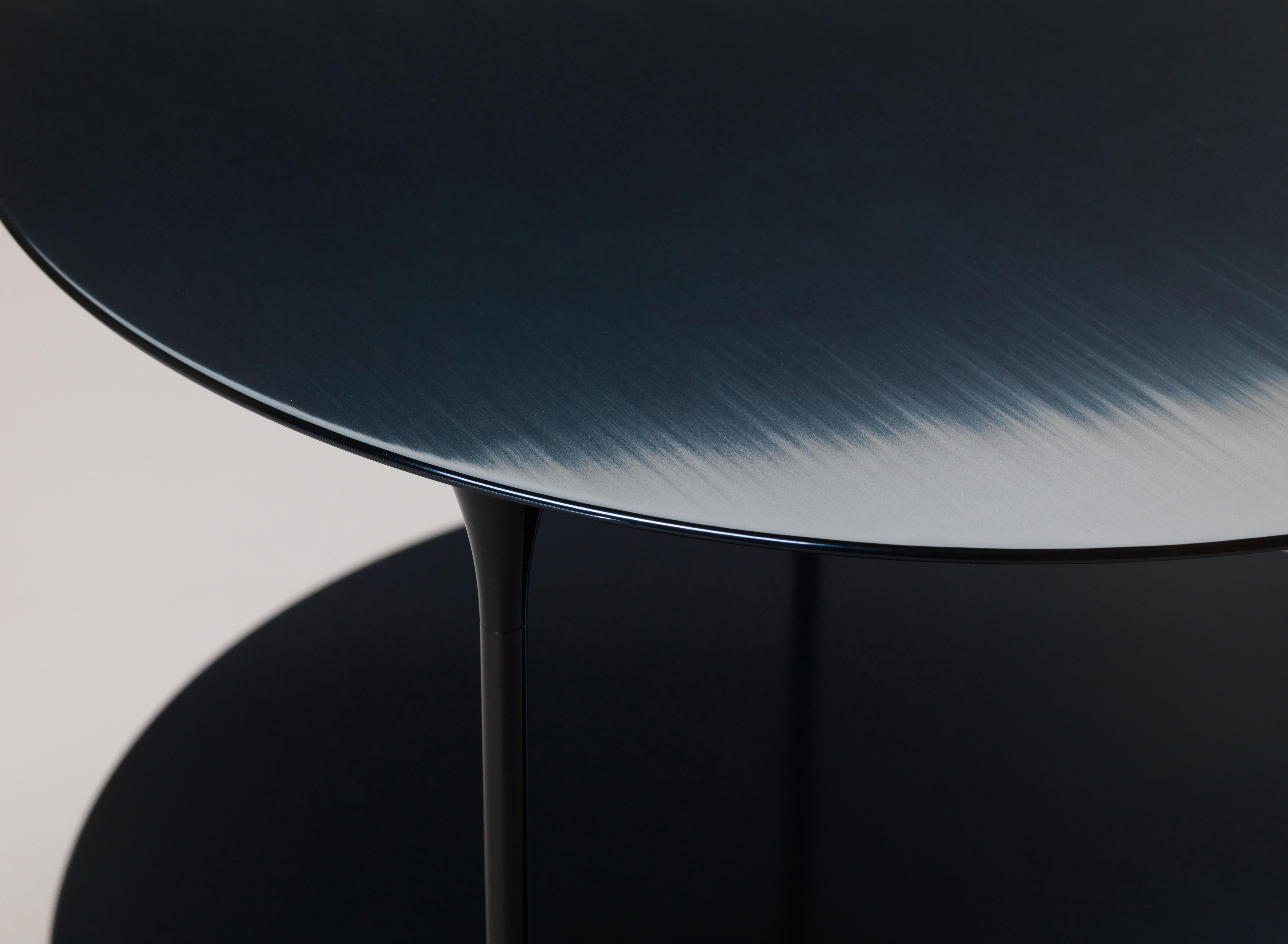 Table basse design en aluminium Small