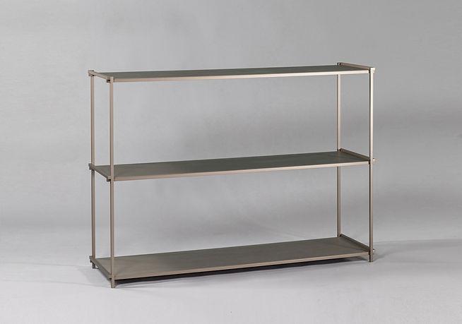 console aluminium