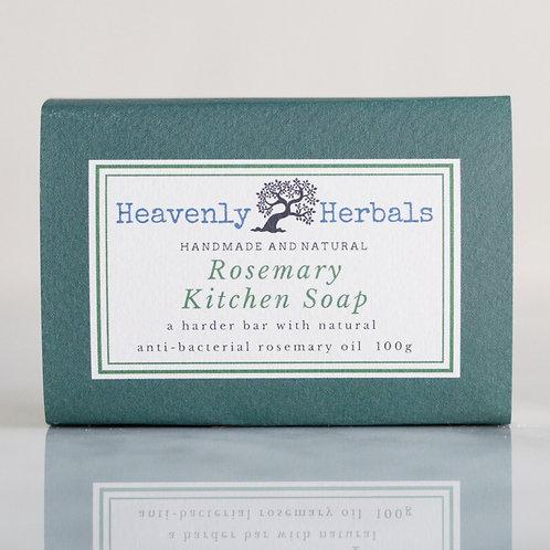 Rosemary Kitchen Soap