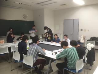 新歓in京都大学