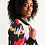 Thumbnail: Pouring contrast Women's Bomber Jacket
