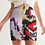Thumbnail: Pouring contrast Women's Mini Skirt