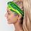 Thumbnail: Abstract Greenery Twist Knot Headband Set