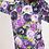 Thumbnail: Purple Secret Garden Women's Hoodie
