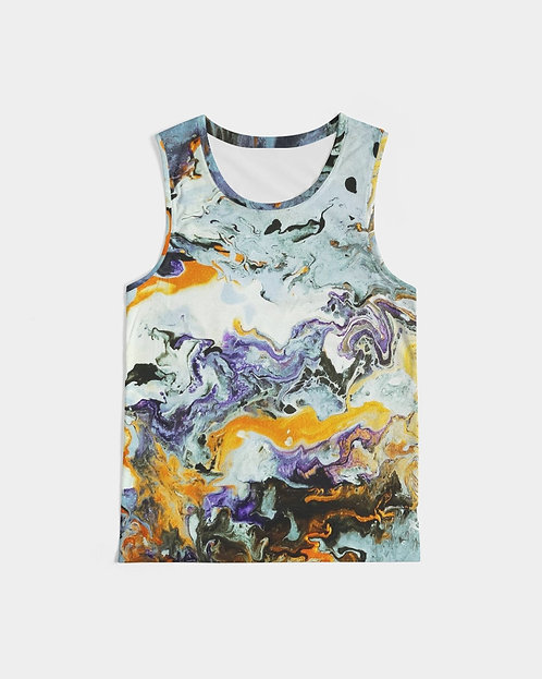 Pouring Gold Men's Sports Tank