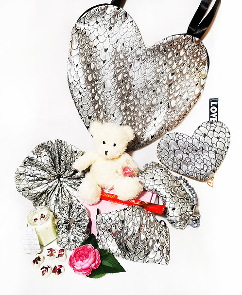 Create Your Own Luxurious Gift Care Package (Silver)