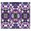 Thumbnail: Purple Roses Bed Sheet