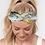 Thumbnail: Pouring Gold Twist Knot Headband Set