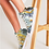 Thumbnail: Pouring Gold Women's Hightop Canvas Shoe