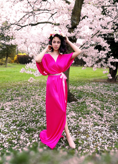 Pink Aphrodite Dress