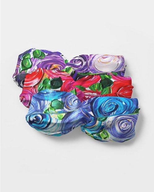 Secret Garden Twist Knot Headband Set