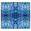 Thumbnail: Blue Roses Bed Sheet