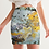 Thumbnail: Pouring Gold Women's Mini Skirt