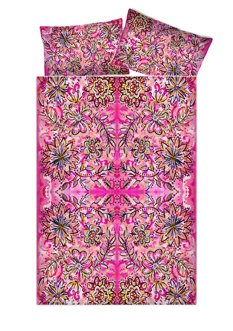 Blooming Flowers Duvet Covers