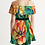 Thumbnail: Summer Flowers Women's Off-Shoulder Dress