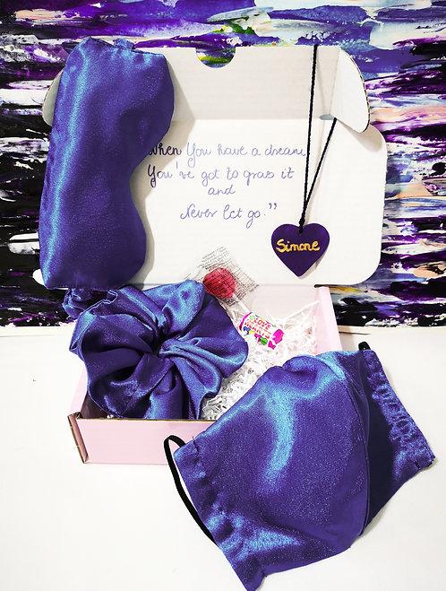 Send Some Love Big Gift Box Care Box (Blue)