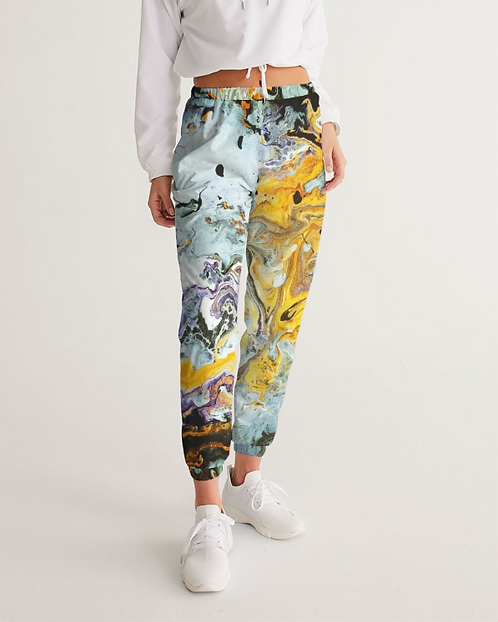 Pouring Gold Women's Track Pants
