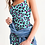 Thumbnail: Funky Cheetah Women's Midi Bodycon Dress