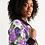 Thumbnail: Purple Secret Garden Women's Bomber Jacket
