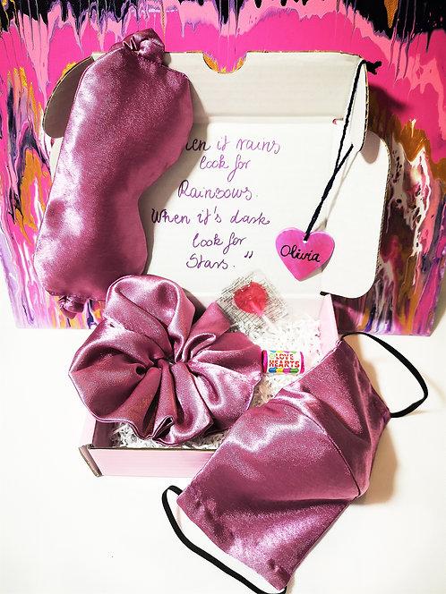 Send Some Love Big Gift Box Care Box (Pink)
