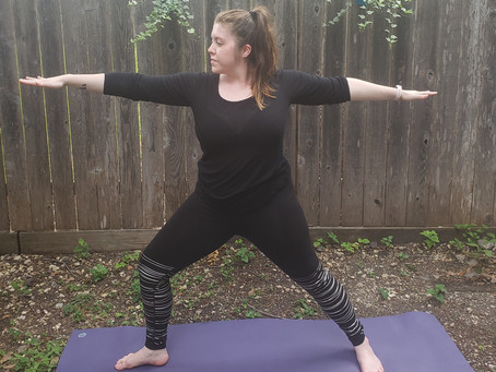Molly's Top 5 Favorite Yoga poses