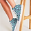Thumbnail: Funky Cheetah Print Women's Hightop Canvas Shoe