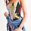 Thumbnail: Pouring contrast Women's Midi Bodycon Dress