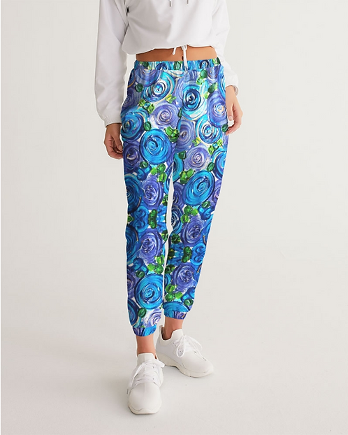 Blue Secret Garden Women's Track Pants