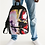 Thumbnail: Pouring Contrast Small Canvas Backpack