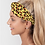 Thumbnail: Funky Cheetah Print Twist Knot Headband Set