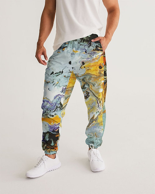 Pouring Gold Men's Track Pants