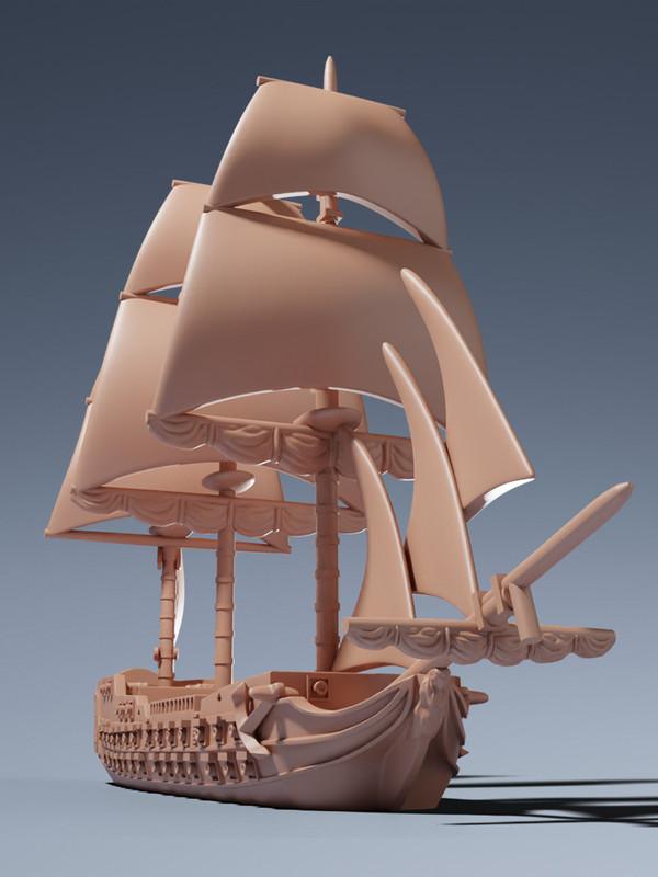 Sailing Fleet