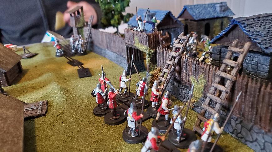 Miniature Siege