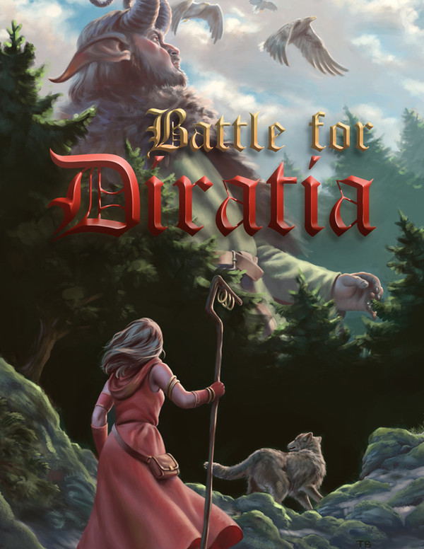 Battle for Diratia