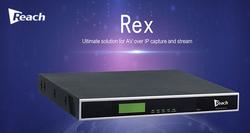 Rex 48 Channel Recorder/Streamer