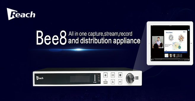 Bee8 Recording/Streaming Appliance