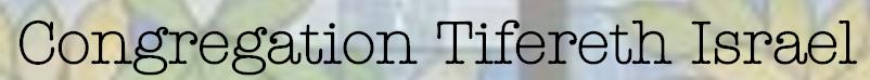 Cong. Tifereth Israel