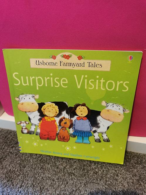 Usborne farmyard tales - Suprise visitors