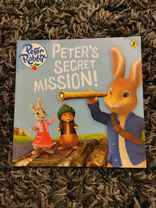 Peter Rabbit Peters Secret Mission