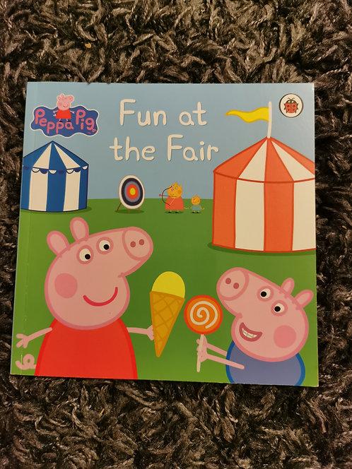 Peppa pig - Fun at the fair book