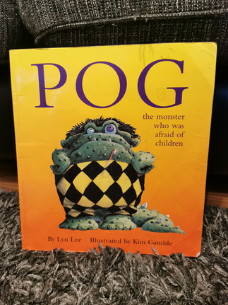 POG book