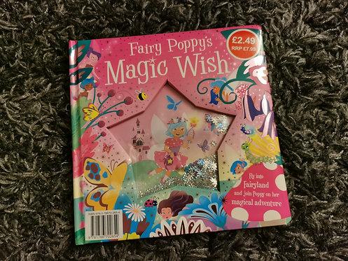 Fairy Poppy's Magic Wish Book
