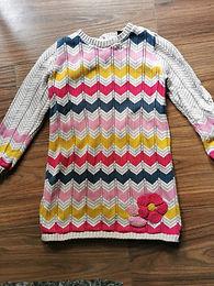 (4T) 3-4years knit dress