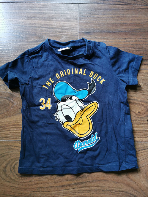 12-18 month Donald duck top