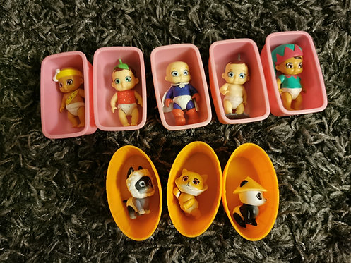 Baby and pet secret toys