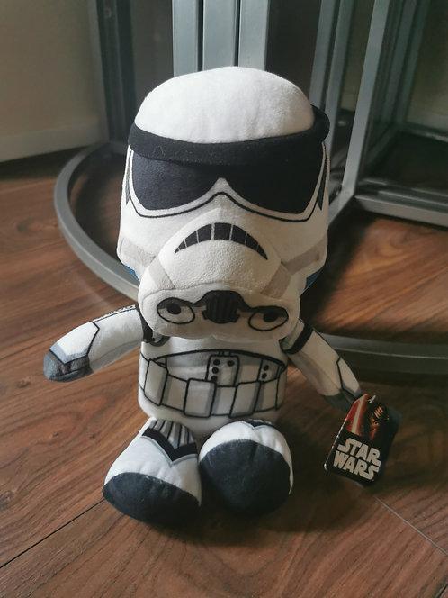 """New 12"""" Star Wars Storm Trooper plush"""
