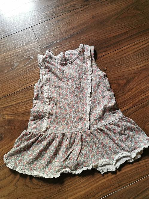 9-12 Months Floral Dress